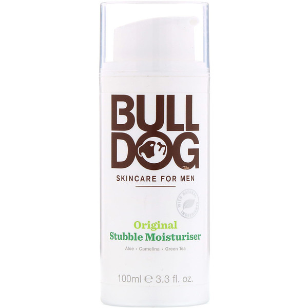 Bulldog Skincare For Men, קרם לחות לגבר, מקורי, 100 מ״ל