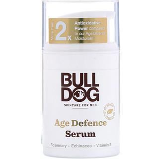 Bulldog Skincare For Men, Age Defence Serum, 1.6 fl oz (50 ml)