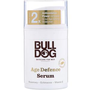 Булдог Скинкер фо Мэн, Age Defence Serum, 1.6 fl oz (50 ml) отзывы