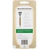 Bulldog Skincare For Men, Afeitadora de bambú original, dos cartuchos de 5 cuchillas