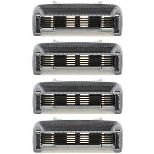 Булдог Скинкер фо Мэн, Original Steel Blades Refill, Four 5-Blade Cartridges отзывы покупателей