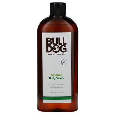 Bulldog Skincare For Men Body Wash, Original, 16.9 fl oz (500 ml)