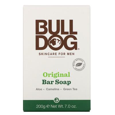 Bulldog Skincare For Men Bar Soap, Original, 7.0 oz (200 g)