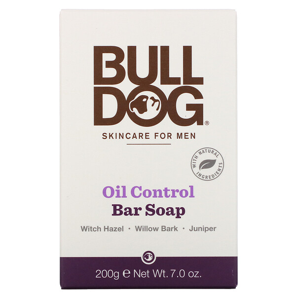 Bar Soap, Oil Control, 7.0 oz (200 g)