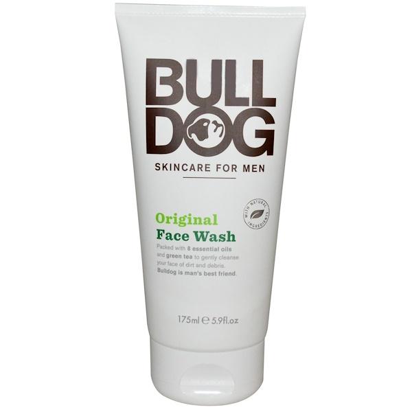 Bulldog Skincare For Men, Оригинальное средство для умывания, 175 мл (Discontinued Item)