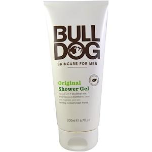 Булдог Скинкер фо Мэн, Shower Gel, Original, 6.7 fl oz (200 ml) отзывы