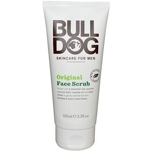Булдог Скинкер фо Мэн, Face Scrub, Original, 3.3 fl oz (100 ml) отзывы