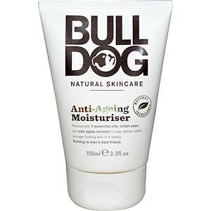 Булдог Скинкер фо Мэн, Anti-Ageing Moisturiser, 3.3 fl oz (100 ml) отзывы