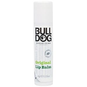 Булдог Скинкер фо Мэн, Original Lip Balm, 4 g (0.15 oz) отзывы