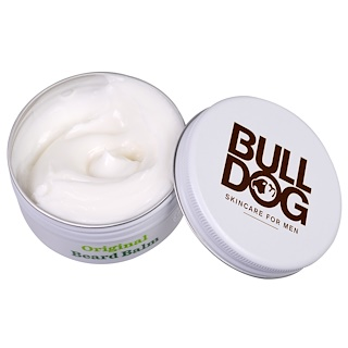 Bulldog Skincare For Men, Original Beard Balm, 2.5 fl oz (75 ml)