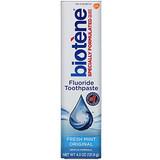 Biotene Dental Products, 含氟牙膏,清新薄荷原味型,4.3 盎司(121.9 克)