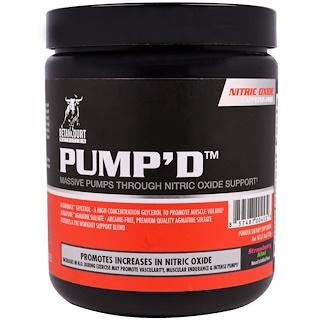 Betancourt, Pump'D, Strawberry Kiwi, 7.4 oz (210 g)