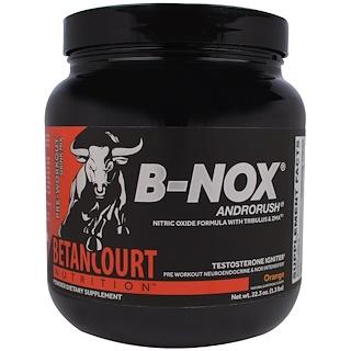 Betancourt, B-Nox Androrush, Orange, 22.3 oz (1.3 lbs)