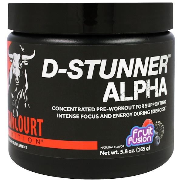 Betancourt, D-Stunner Alpha,水果激情,5、8盎司(165克)