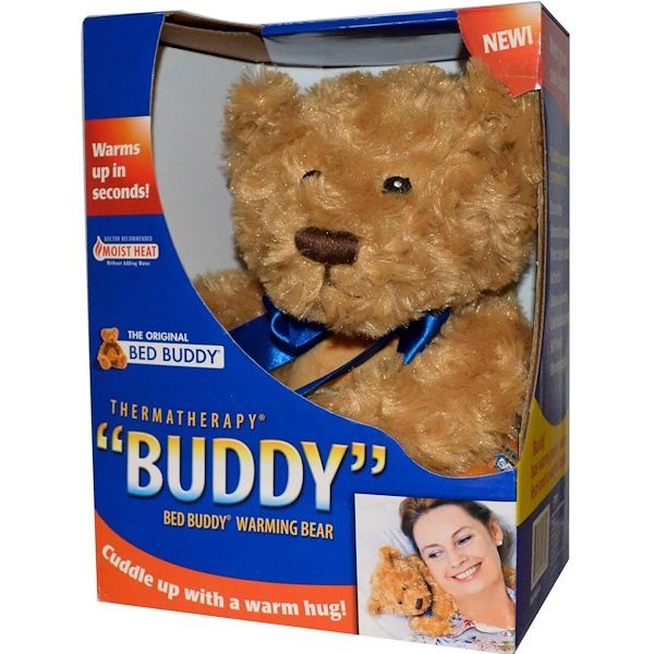 Bed Buddy, Thermatherapy Buddy, Согревающий мишка (Discontinued Item)