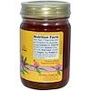 GloryBee, Organic Clover, 100% Pure Honey, 18 oz (510 g) (Discontinued Item)