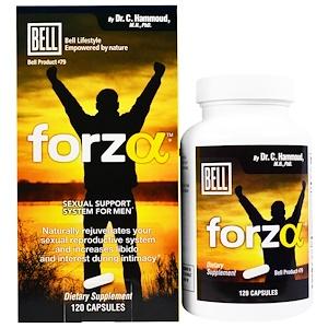 Bell Lifestyle, Forza, система сексуальной поддержки для мужчин, 120 капсул