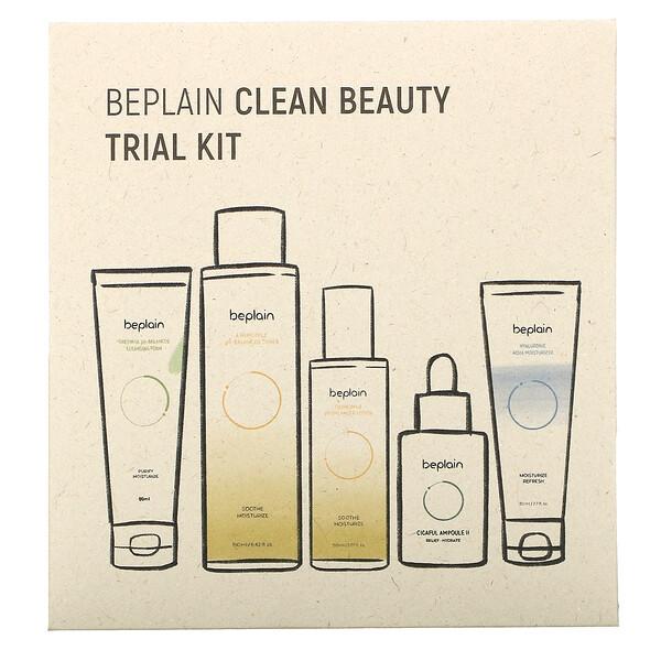 Clean Beauty Trial Kit, 5 Piece Kit