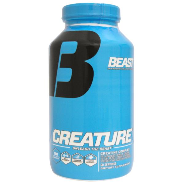 Beast Sports Nutrition, Creature, 180 Capsules