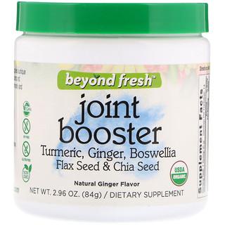 Beyond Fresh, Joint Booster, Natural Ginger Flavor, 2.96 oz (84 g)