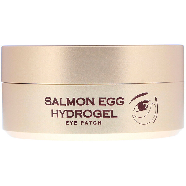 Salmon Egg Hydrogel Eye Patch, 90 g