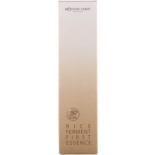 Botanic Farm, Rice Ferment First Essence, 150 ml (Discontinued Item)