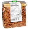 Bergin Fruit and Nut Company, Raw Almonds, 16 oz (454 g)