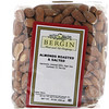 Bergin Fruit and Nut Company, Amandes Grillées & Salées, 16 oz (454 g)
