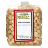 Bergin Fruit and Nut Company, Raw Macadamias, 16 oz (454 g)