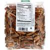 Bergin Fruit and Nut Company, Raw Pecan Halves, 12 oz (340 g)