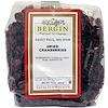 Bergin Fruit and Nut Company, Dried Cranberries, 12 oz (340 g)