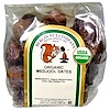 Bergin Fruit and Nut Company, オーガニック・マジュールデーツ(Medjool Dates)、14 oz (397 g)