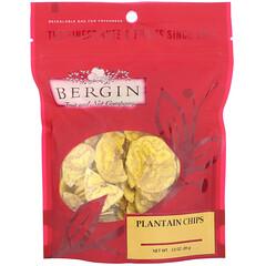 Bergin Fruit and Nut Company, 香蕉片,3.5 盎司(99 克)