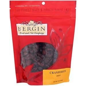 Бергин Фрут и Нат Кампани, Cranberries, Dried, 5 oz (142 g) отзывы покупателей