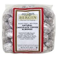 Натуральный продукт, Шоколад, ириска, миндаль, 16 унц. (454 г) - фото