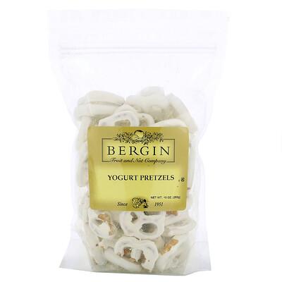 Купить Bergin Fruit and Nut Company Yogurt Pretzels, 10 oz (283 g)
