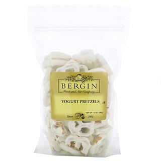 Bergin Fruit and Nut Company, 優酪乳椒鹽脆餅,10 盎司(283 克)