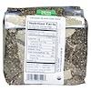 Bergin Fruit and Nut Company, オーガニック・ブラックチアシード、16 oz (454 g)