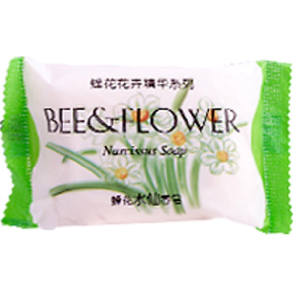 Bee & Flower, Narcissus Soap, 3 oz (Discontinued Item)