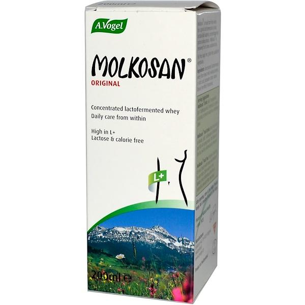 A Vogel, Molkosan, Original, 200 ml (Discontinued Item)