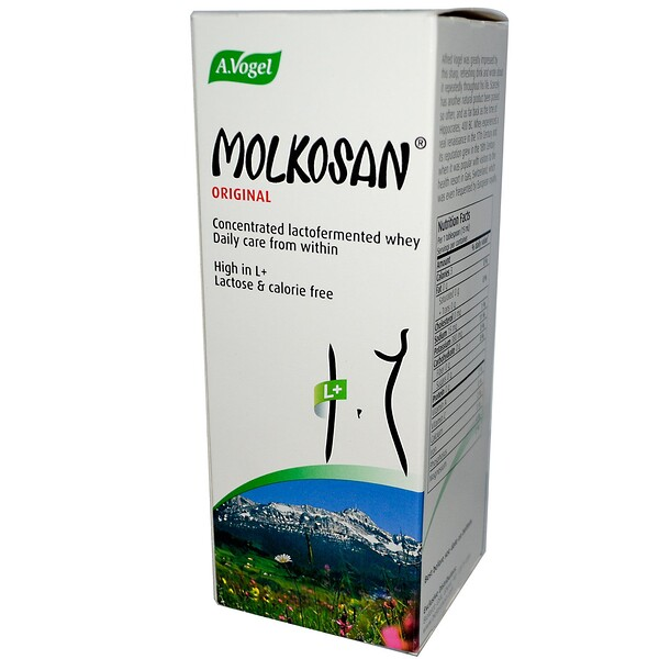 A Vogel, Molkosan, Original, 500 ml (Discontinued Item)