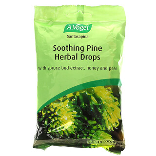 A Vogel, Soothing Pine Herbal Drops, 18 Lozenges