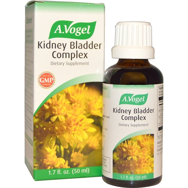 A Vogel, Kidney Bladder Complex, 1.7 fl oz (50 ml) (Discontinued Item)