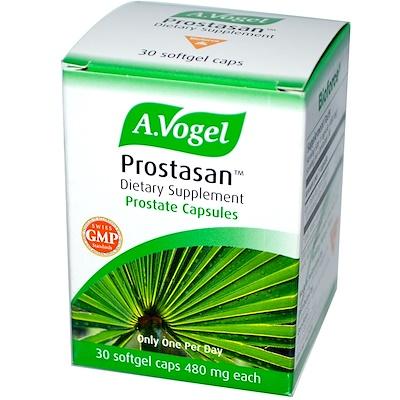 Prostasan от простатита, 480 мг, 30 капсул