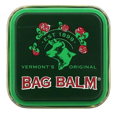 Купить Bag Balm Skin Moisturizer, Hand & Body, For Dry Skin, 1 oz