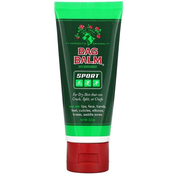 Sport, Skin Moisturizer, Hand & Body, For Dry Skin, 2 oz