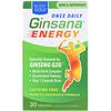 BodyGold, Ginsana Energy, Caffeine Free, 30 VegCaps