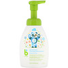 BabyGanics, Alcohol-Free, Foaming Hand Sanitizer, Fragrance Free, 8.45 fl oz (250 ml)