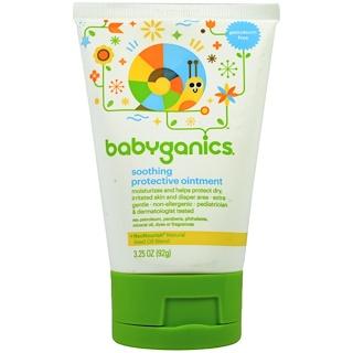 BabyGanics, Unguento Calmante Protetor, 3,25 onças (92 g)