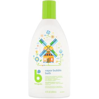 BabyGanics, Vapor Bubble Bath, 12 fl oz (354 ml)
